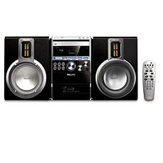 MCM761/12 -    Mikrowieża Hi-Fi Classic