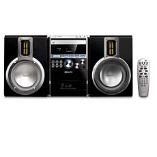 MCM761/61  마이크로 Hi-Fi 시스템