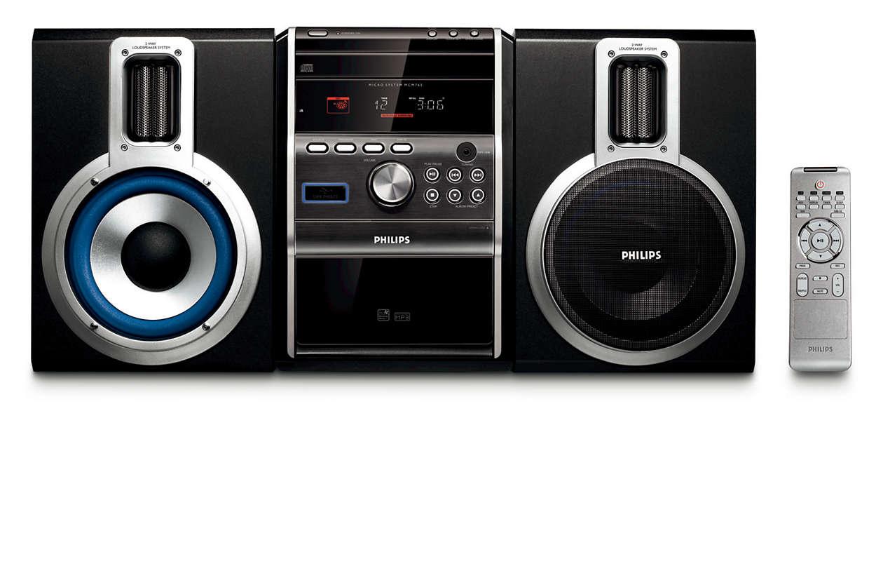 Máxima potência sonora