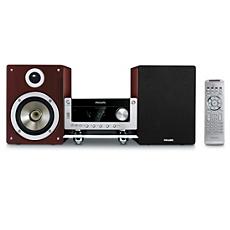 MCM770/12 Heritage Audio HiFi-systeem met componentontwerp