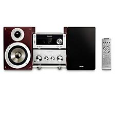 MCM772/12 Heritage Audio Hifisysteem met componentontwerp