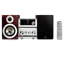 MCM772/12 -   Heritage Audio Komponentowa miniwieża hi-fi