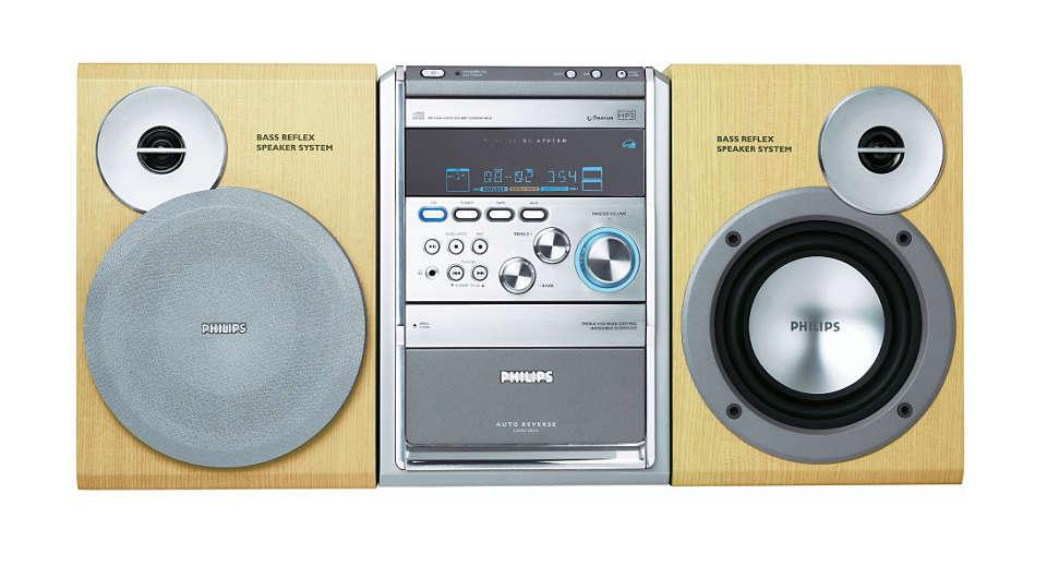 Riproduzione CD-MP3