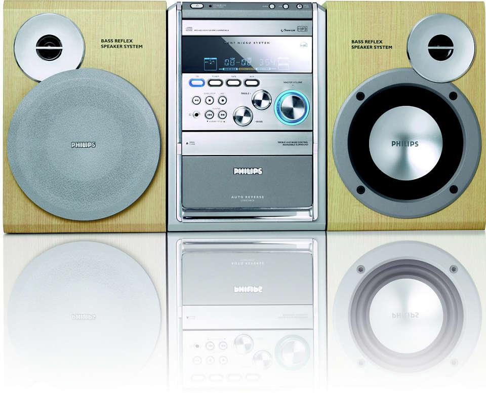 Écoutez des MP3 sur CD