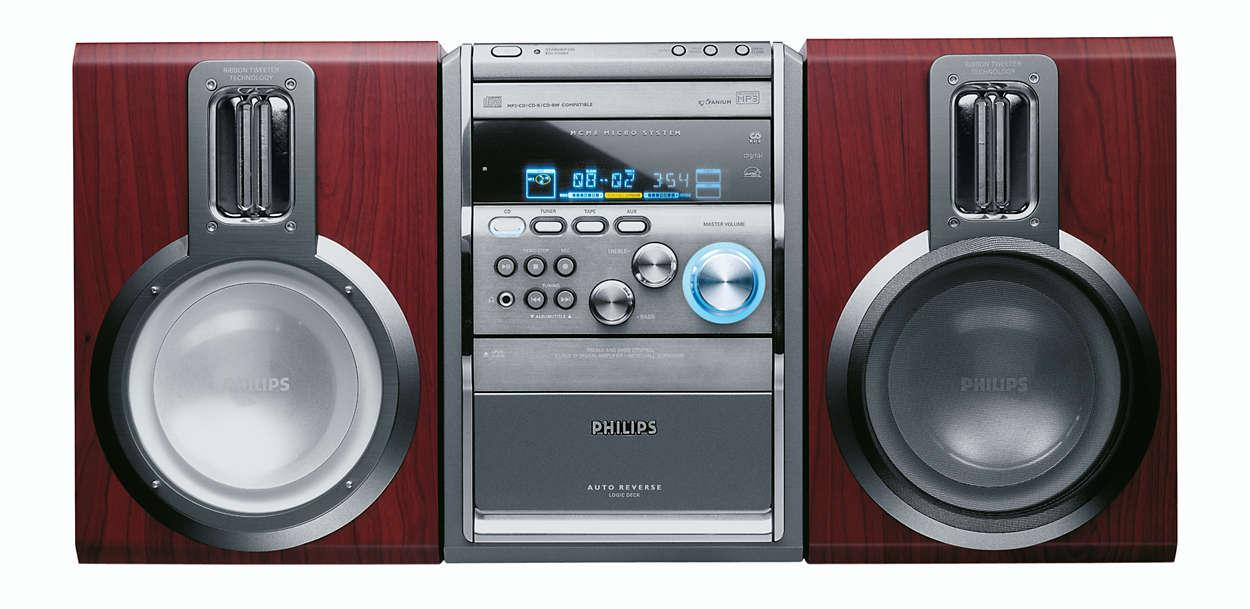 Přehrávání MP3-CD