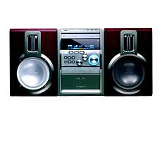 MCM8/25  Micro Hi-Fi System