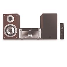 MCM906/12 Heritage Audio Komponentowa miniwieża hi-fi