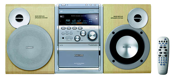 MP3-CD's en WMA-CD's afspelen