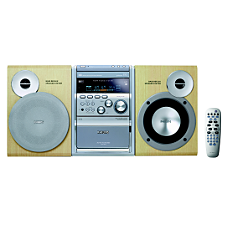 MCM9/22  Micro HiFi-systeem