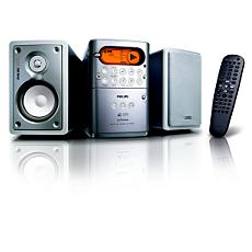 MCV250/21M  Micro Hi-Fi System