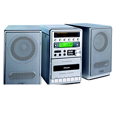 MC-120/25  Micro Hi-Fi System