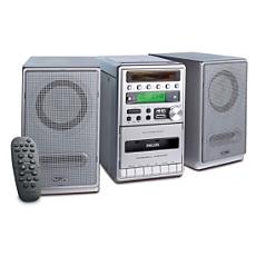 MC-120/37 -    Micro Hi-Fi System