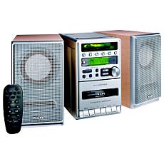 MC-122/22 -    Hi-Fi mikrosystém