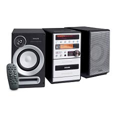 MC-220/22  Micro Hi-Fi System