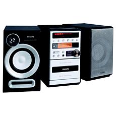 MC-220/25  Micro Hi-Fi System