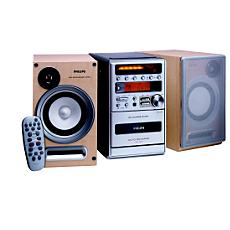 MC-222/22  Sistema Micro Hi-Fi