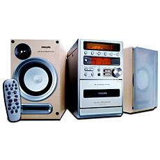 MC-222/30 -    Micro Hi-Fi System
