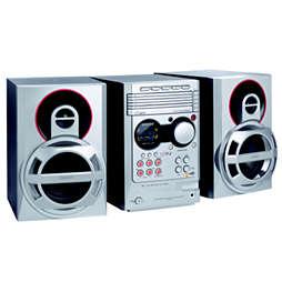 Micro Hi-Fi System