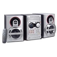 MC-500/37  Micro Hi-Fi System