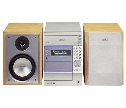 Three CD Changer