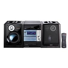 MC-77/22  Micro Hi-Fi System
