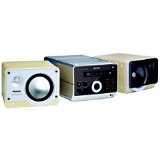 MC-D370/22 -    Sistema micro Hi-Fi
