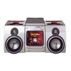 MC-I200/22 -    Micro Hi-Fi System
