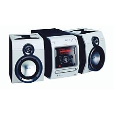 MC-I250/22  Micro Audio System