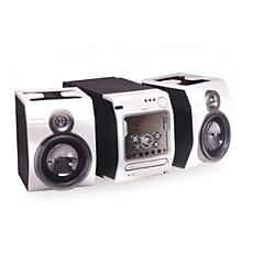 MC-I250/37  Micro Audio System
