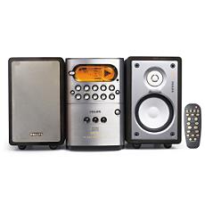 MC-M250/22  Micro Hi-Fi System