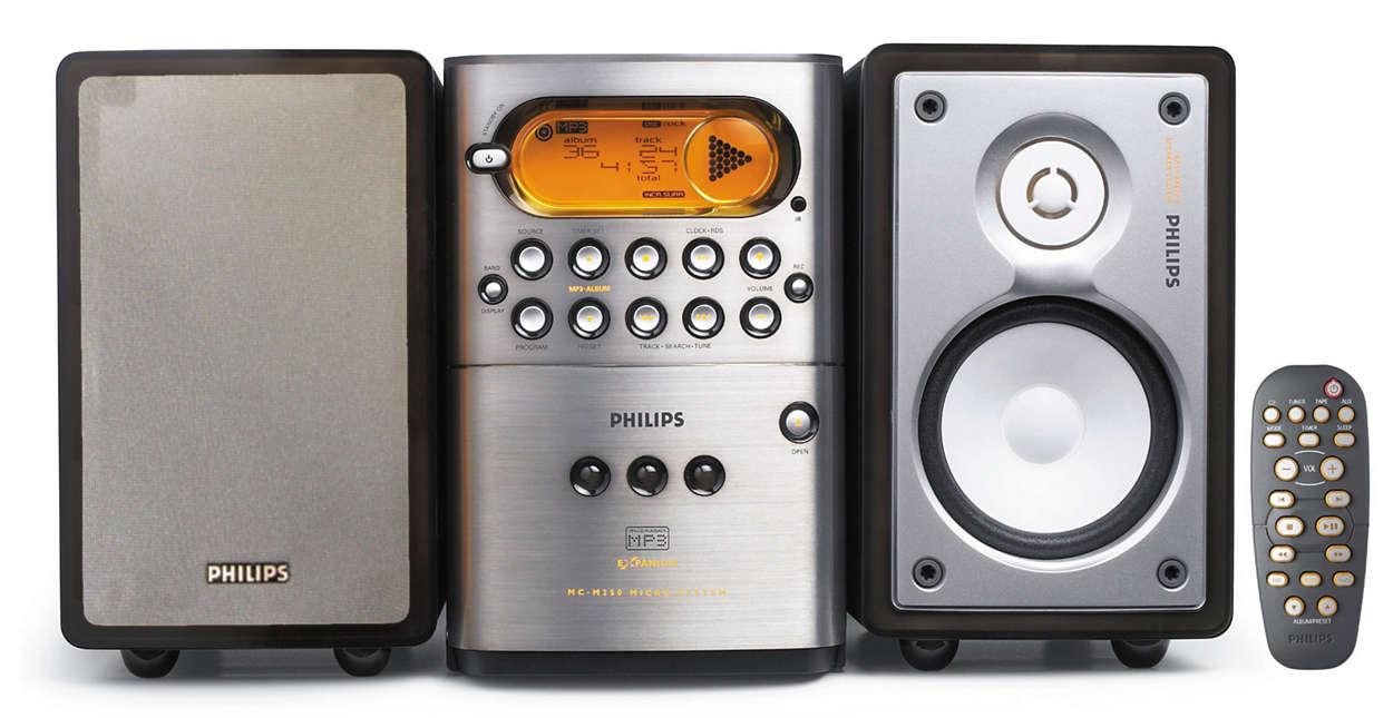 Prehrávanie MP3-CD