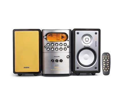 MP3-CD Playback