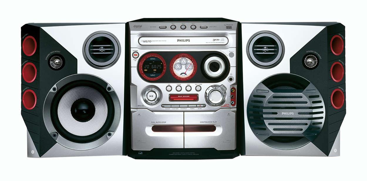 Controle a sua música MP3 a partir do PC
