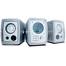 MC-V320/21M -    Micro Hi-Fi System