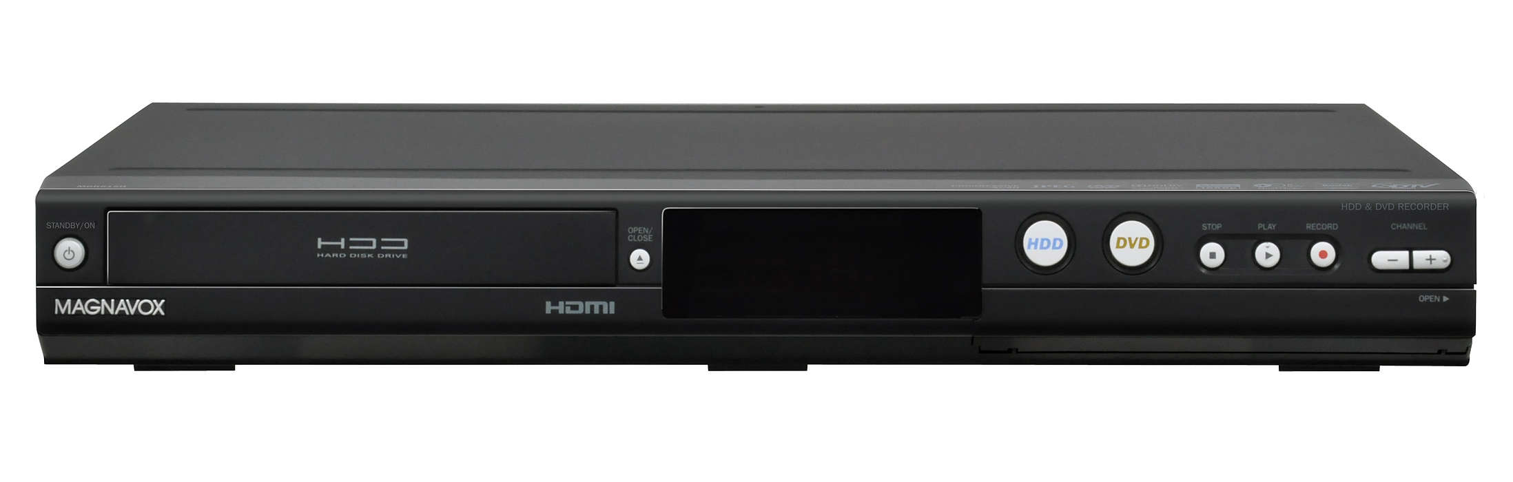 500GB HDD & DVD Recorder
