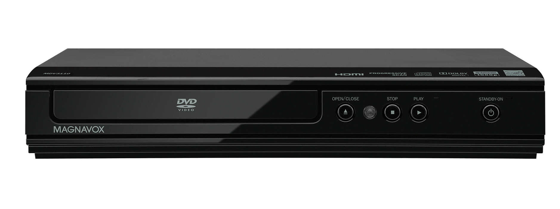 Lecteur DVD avec HDMI