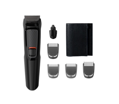 767a1768f Multigroom series 3000 6-in-1, Face MG3710/13 | Philips
