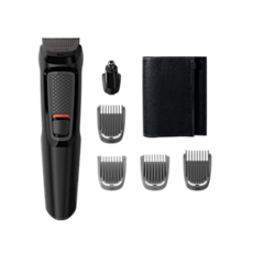 MG3710/15 -   Multigroom series 3000 6-in-1, Gesicht
