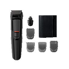 MG3710/15 Multigroom series 3000 6-en-1 Visage