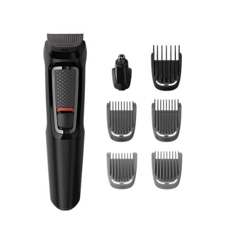 7 tools 7-in-1, Face and Hair