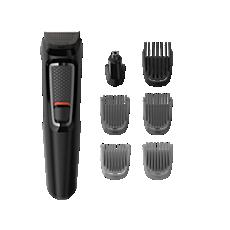 MG3721/14 -   Multigroom series 3000 7-in-1, für Gesicht und Haare