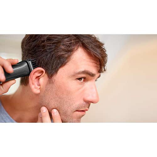 Multigroom series 3000 7-in-1, für Gesicht und Haare