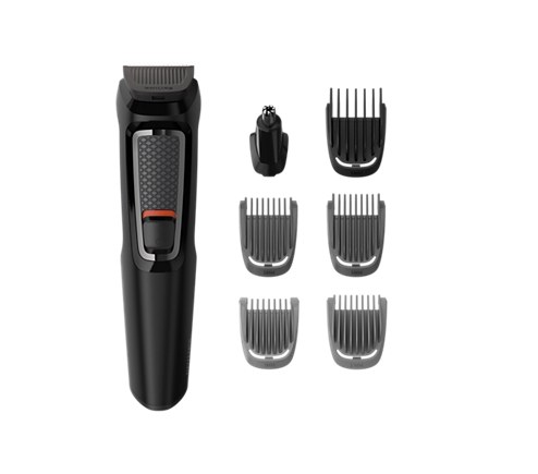 25adf27ce Multigroom series 3000 7 em 1, Barba e Cabelo MG3721/15 | Philips