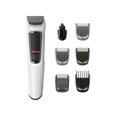MG3721/77 Multigroom series 3000 7-in-1, Face, Hair and Body