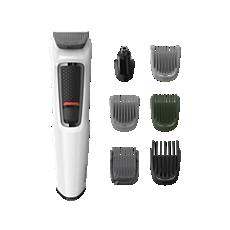 MG3721/77 Multigroom series 3000 7en1, rostro, cabello y cuerpo