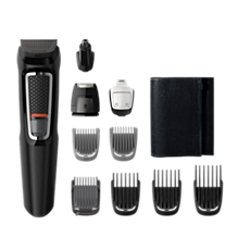MG3740/13 -   Multigroom series 3000 10-in-1, Face and Hair