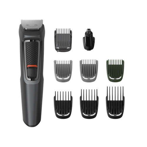 Multigroom series 3000 9-in-1, Face, Hair and Body