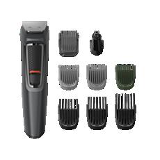 MG3747/15 -   Multigroom series 3000 Cara, cabello y cuerpo 9 en 1