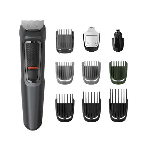 10 tools 10-in-1, Face, Hair and Body