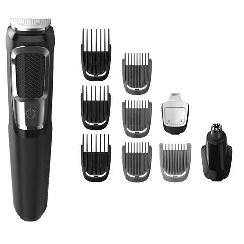 Norelco Multigroom 3000 multipurpose trimmer